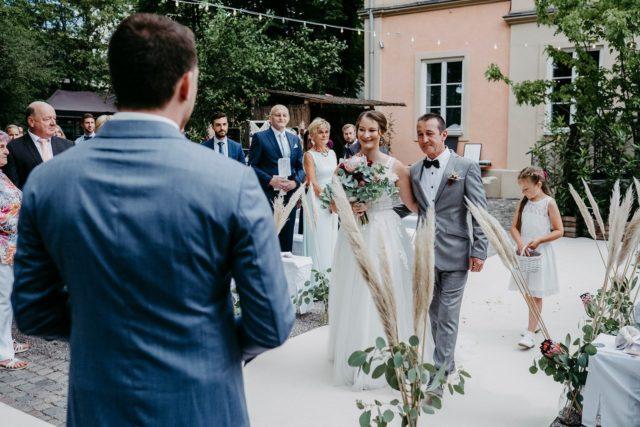 Hochzeit Villa Flora München